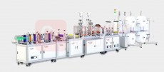 mask KN95 production line